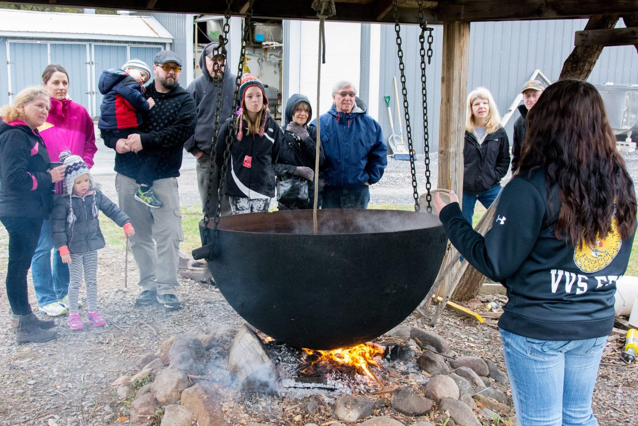 outdoor kettle