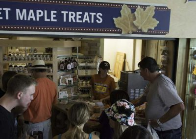 maple treats samples