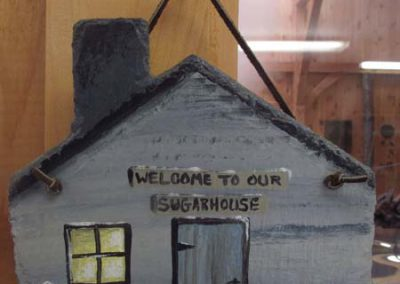 welcome to our sugar house